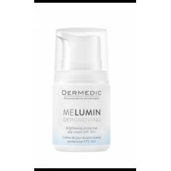 Dermedic Melumin Ochronny krem rozjaśniający na dzień SPF 50+ 55ml