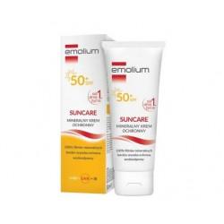 Emolium Suncare Mineralny Krem ochronny SPF50+ 50ml