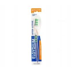 ELGYDIUM INTER-ACTIVE  Szczoteczka do zębów Soft 1 sztuka