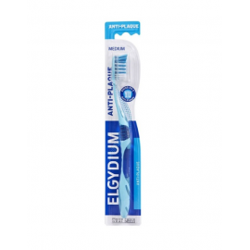 ELGYDIUM Anti-Plaque Szczoteczka do zębów medium