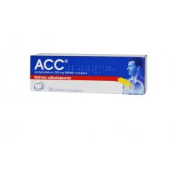 ACC 200mg 20 tabletek musujących