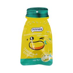 Dosfarm Drażetki odświeżające mięta + mango 16g