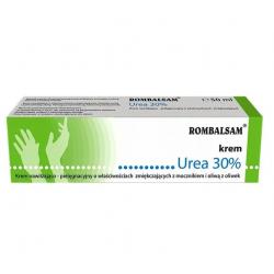 Rombalsam Urea 30% Krem nawilżająco-pielęgnacyjny 50ml