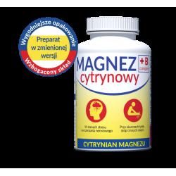 Uniphar Magnez B Complex Cytrynowy 100 tabletek