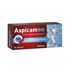 Aspicam Bio 30 tabletek