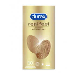 Durex RealFeel Prezerwatywy 10 sztuk