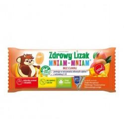 Zdrowy Lizak Mniam mniam smak mango 1 sztuka