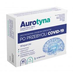 Aurotyna 30 kapsułek. (po przebyciu COVID-19)
