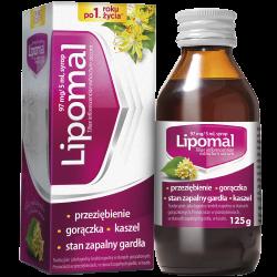 Lipomal Syrop 97mg/5ml 125g