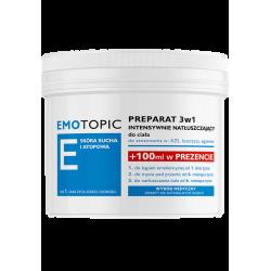 Emotopic Preparat 3w1 Intensywnie natłuszczający do ciała 500ml