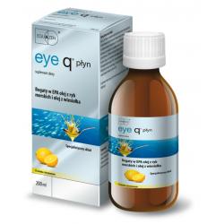 Eye Q płyn o smaku cytrynowym 200 ml
