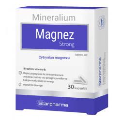 Magnez Strong 30 kapsułek