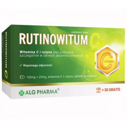 Rutinowitum C 150 tabletek