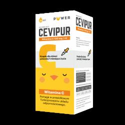 Cevipur Witamina C 100mg/ml Krople 30ml