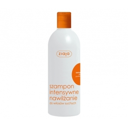 Ziaja szampon intensywne nawilżanie kiełki pszenicy 400ml