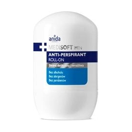 ANIDA MEDISOFT MEN anti-perspirant - 50 ml