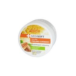 ANIDA MEDISOFT Naturalny peeling cukrowy do ciała - 300 ml