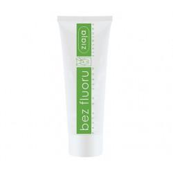ZIAJA Pasta do zębów  szałwiowa bez fluoru-75 ml