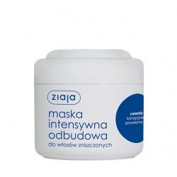 ZIAJA  Maska intensywna odbudowa 200ml