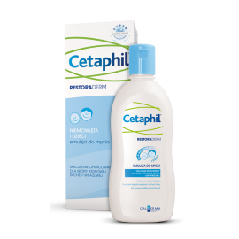 CETAPHIL RESTORADERM Emulsja do mycia 295ml