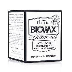 BIOVAX GLAMOUR DIAMOND MASECZKA DO WSZYSTKICH RODZAJÓW WŁOSÓW 125 ml